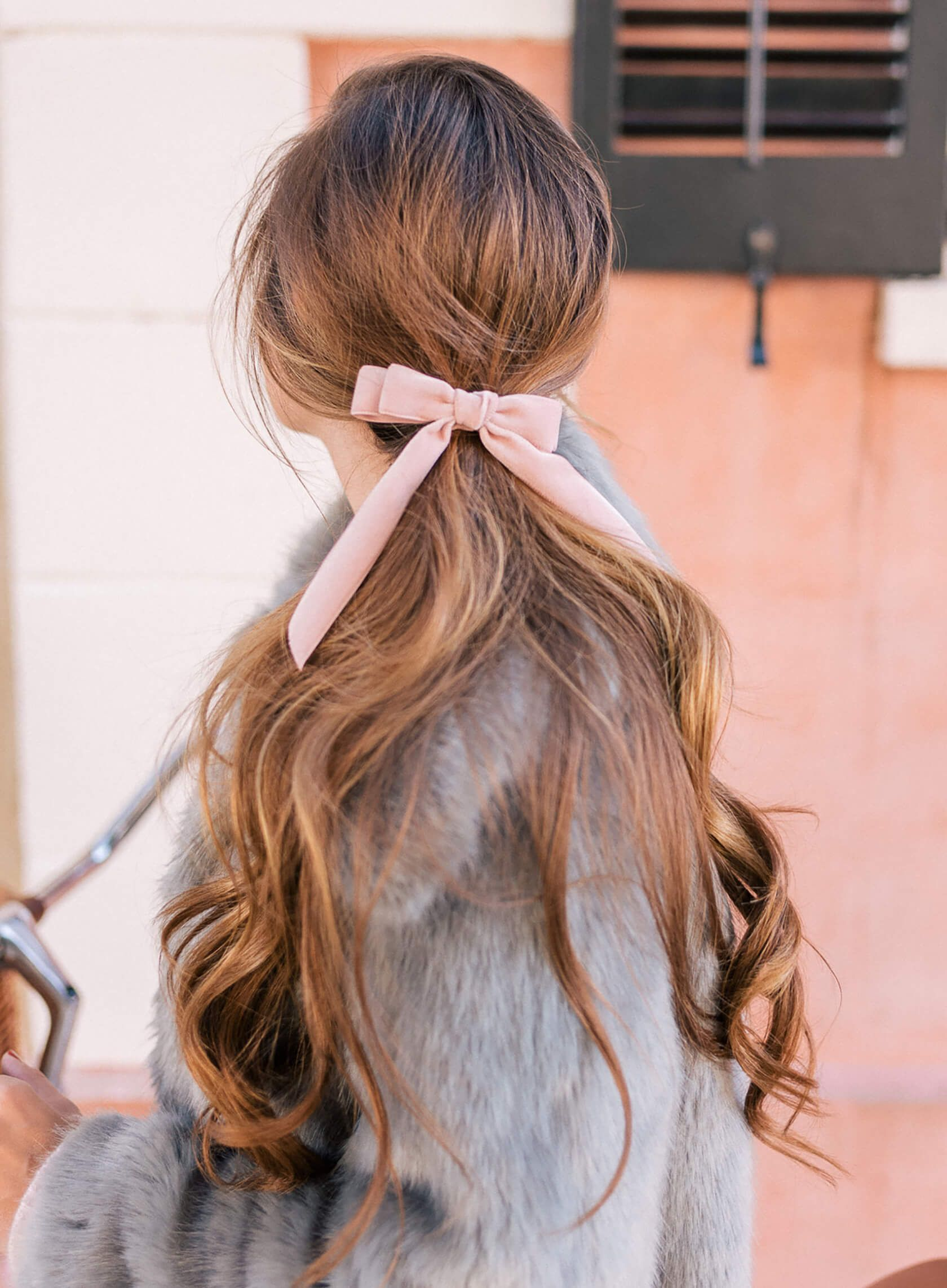 Holiday Hair Accessories For Festive Hairstyles Sydne Style Holiday Hair Accessories Holiday Hairstyles Bow Hairstyle