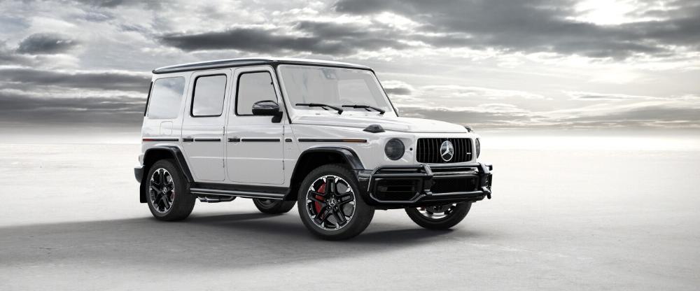 2020 AMG G 63 SUV | Mercedes-Benz USA in 2020 | Suv ...