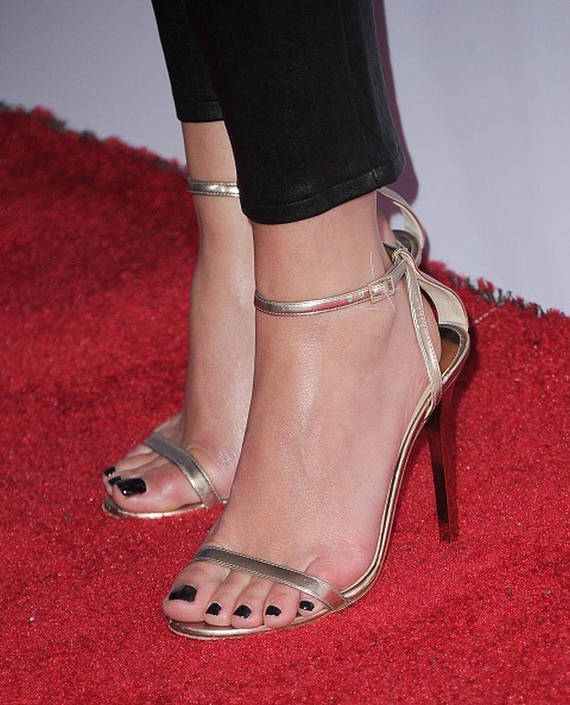Ashley Bensons Feet
