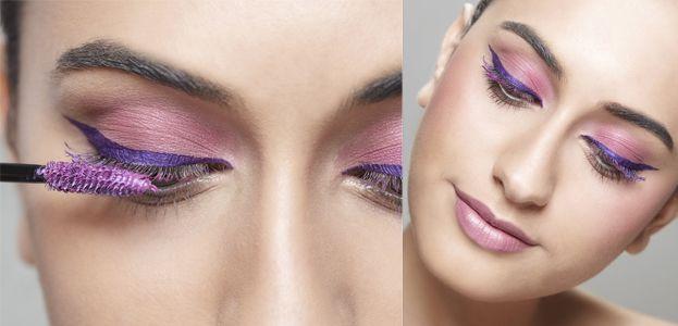 Delineador Colorido Colorful eyeliner