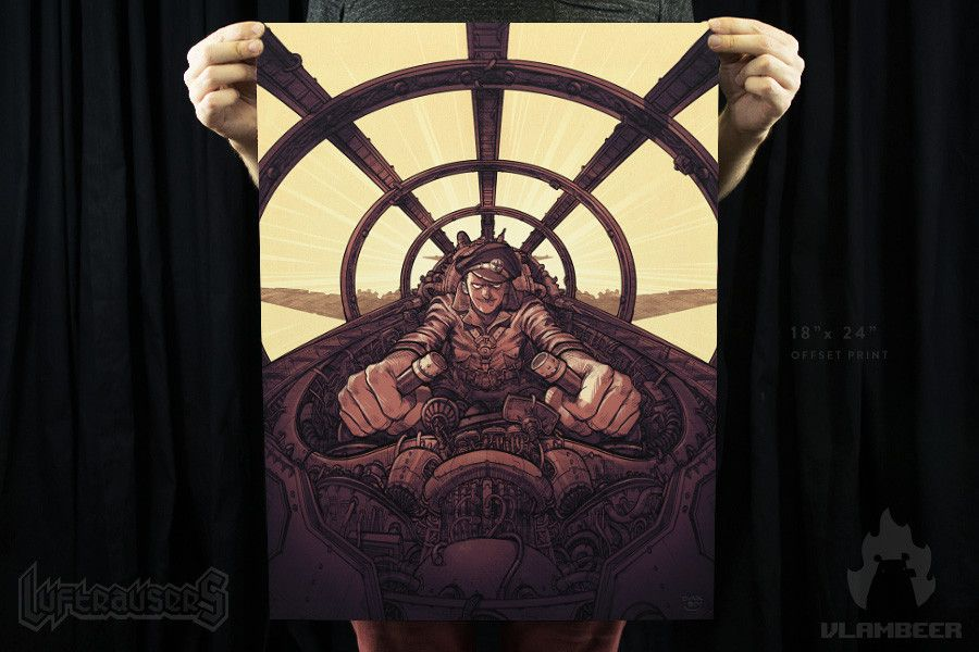 Fangamer - Luftrausers