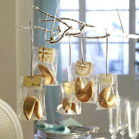 Photo of New Year's Eve decoration – great DIY ideas for the party night DELICIOUS