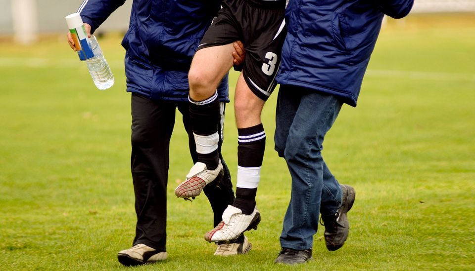 Women are more likely to injure their knees playing sports
