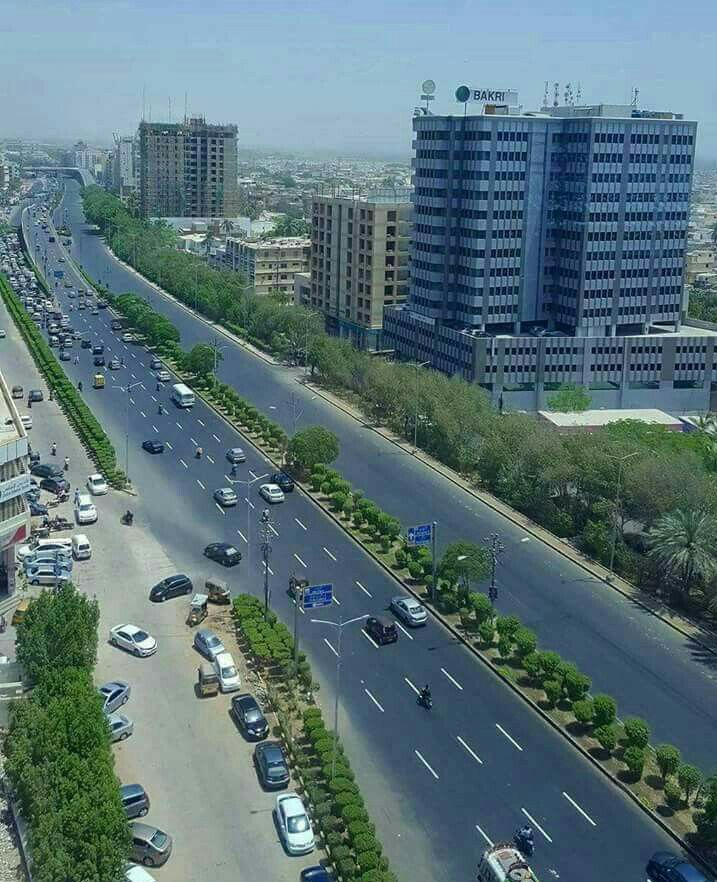 Shahrah e Faisal, Karachi  | KARACHI CITY PICTURES  | Pakistani girl