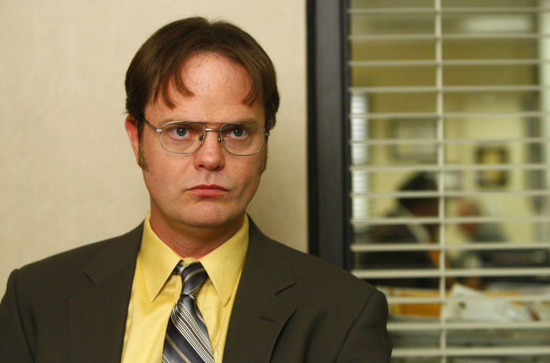 The Office Dwight Schrute Poster Have You Seen Him The Etsy The Office Dwight The Office Show Office Tv