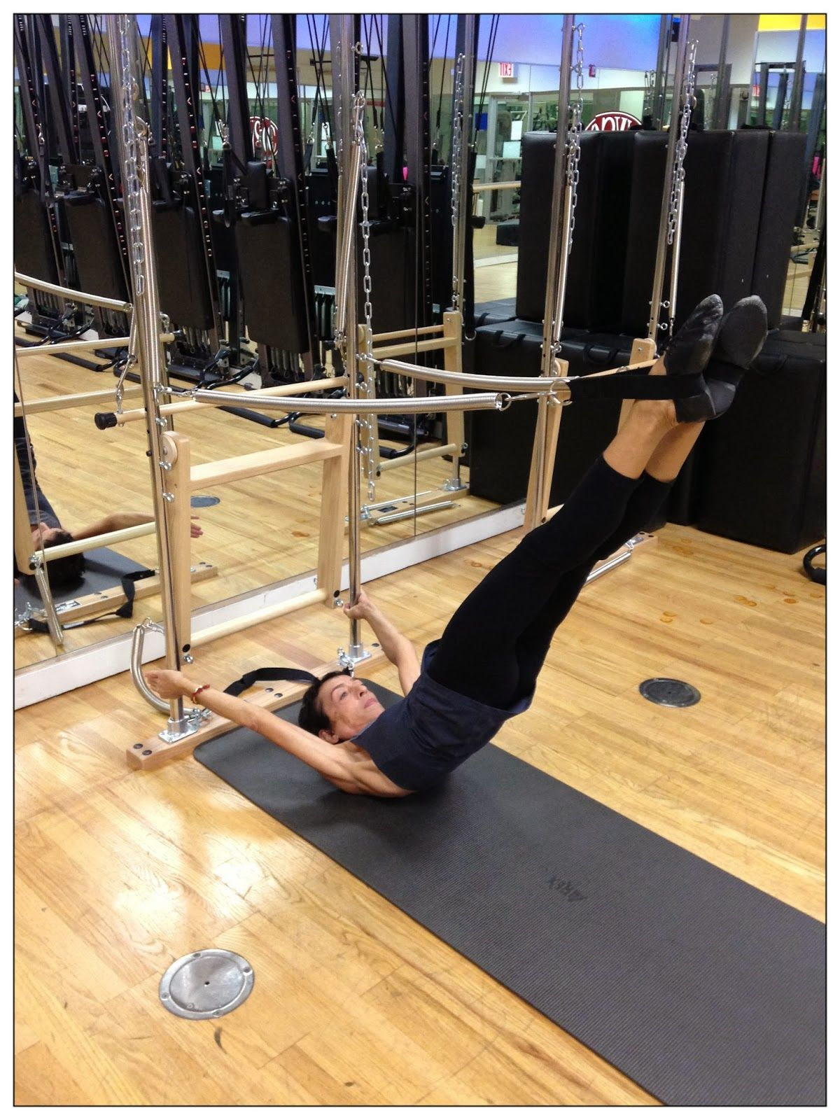 TOWER OF POWER: Bars, Chains, and Stirrups, Oh My!