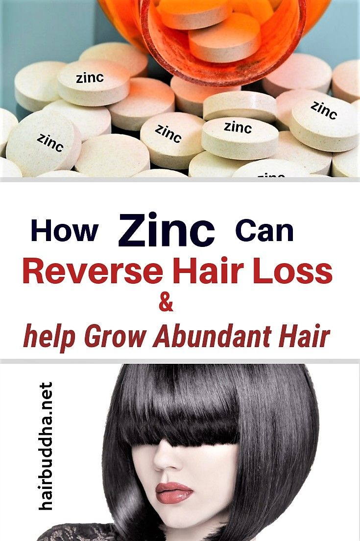Why Zinc Deficiency Cause Hair Loss (How to Correct It