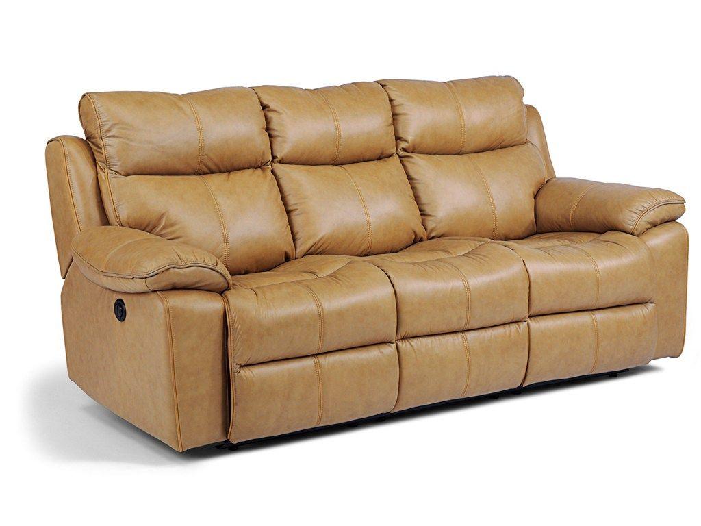 Best Flexsteel Latitudes Julio Power Reclining Sofa Flexsteel 400 x 300