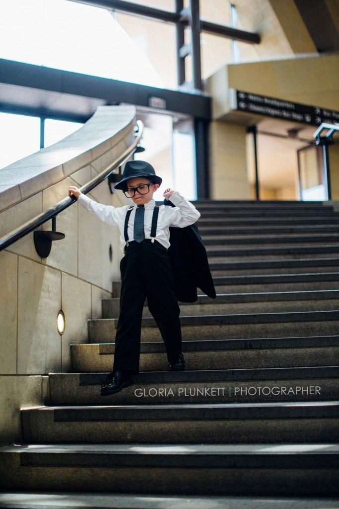 6 year old session  Little boy photography  Dapper, vintage, retro