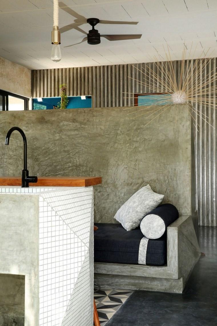 Buntes und vibrierendes Haus in Tulum Mexiko | Haus