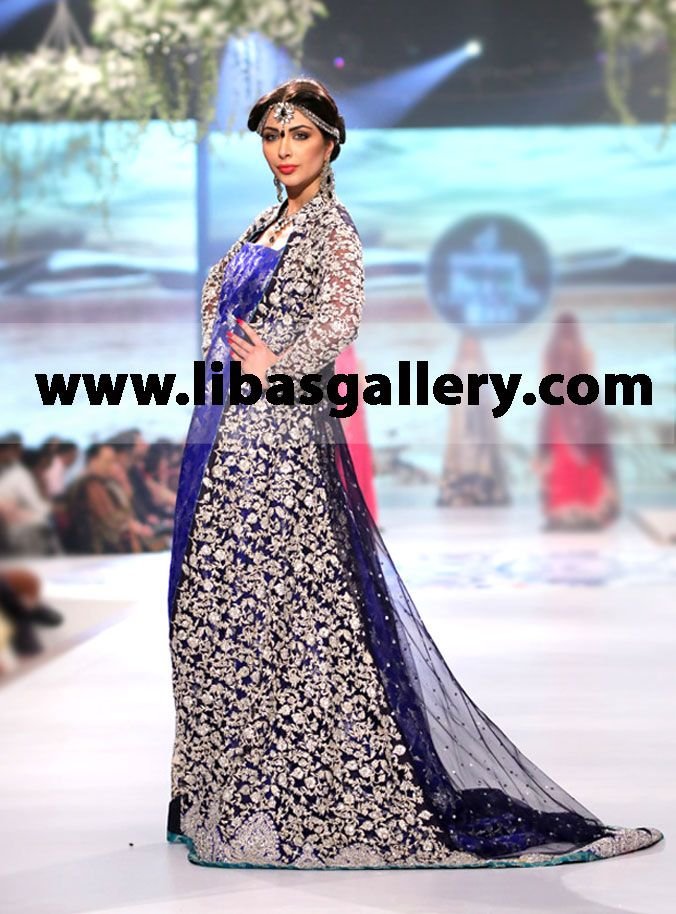 Buy Online Zainab Chottani\'s PBCW - Day 1 Beautiful Bridal Gown ...
