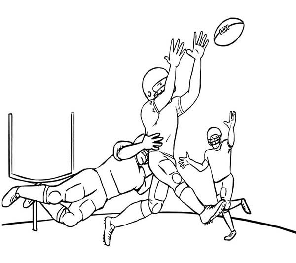 Tackling In Nfl Coloring Page Color Luna Football Coloring Pages Sports Coloring Pages Coloring Pages