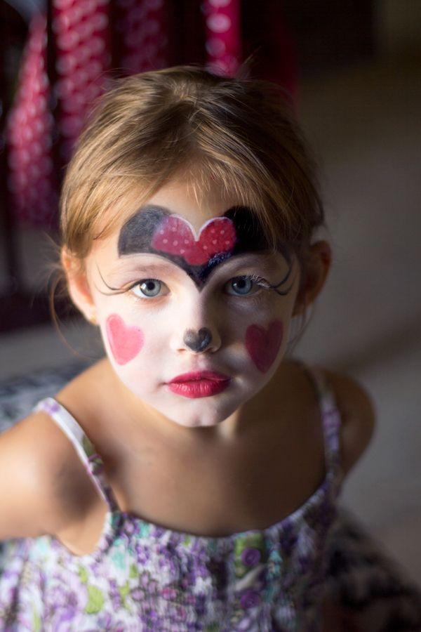 Enma mini02 maquillaje artistico pinterest pintura - Pinturas de cara para ninos ...