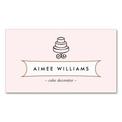 Vintage cake logo ii for bakery cafe catering business cards i vintage cake logo ii for bakery cafe catering business cards i love this reheart