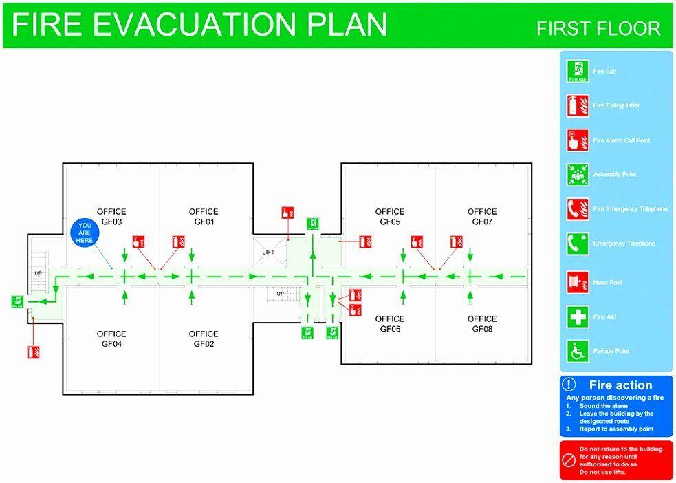 Emergency Evacuation Plan Template Free New 8 Emergency