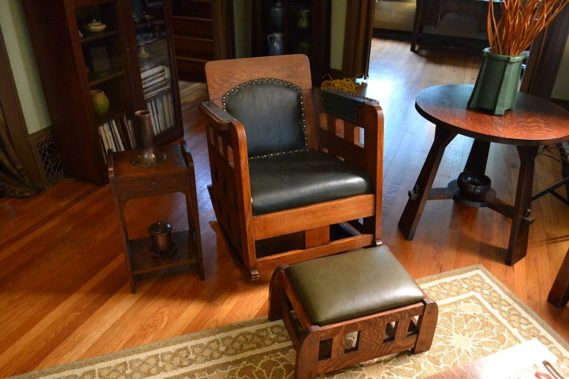 Living Room   Craftsman style furniture, Arts and crafts furniture ...