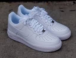Nike Air Force 1-(LowTop)-(White
