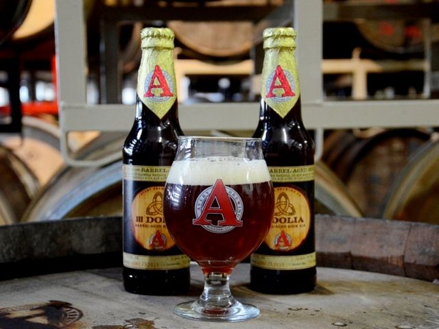 Avery III Dolia Barrel-Aged Sour Ale to be a brewery-only release this Sunday, 7/12