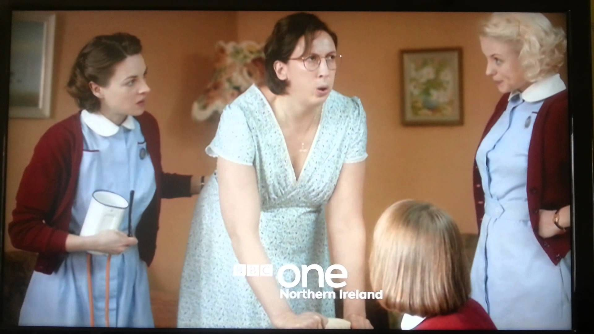 Call The Midwife series 2 episode 8 trailer