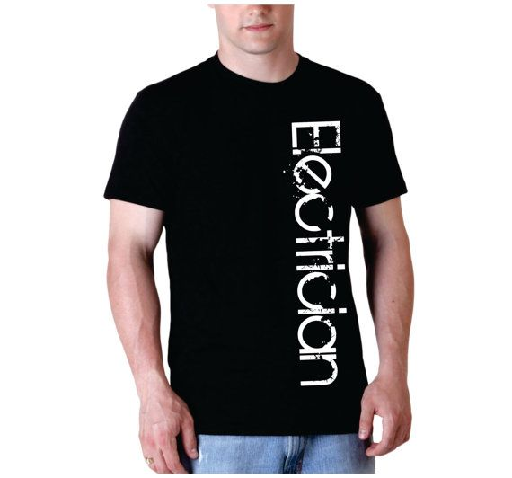 ddc0b0f6 Pin by Deanold Trump on electrical humor   Electrician t shirts, T ...