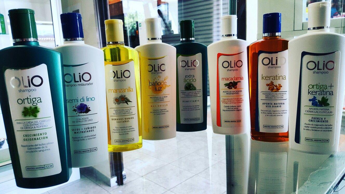 Shampoo Olio Keratina Semi Di Lino Extra Acido Ortiga