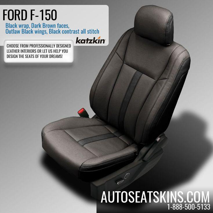 Pin On Ford F 150 Katzkin Leather Seats