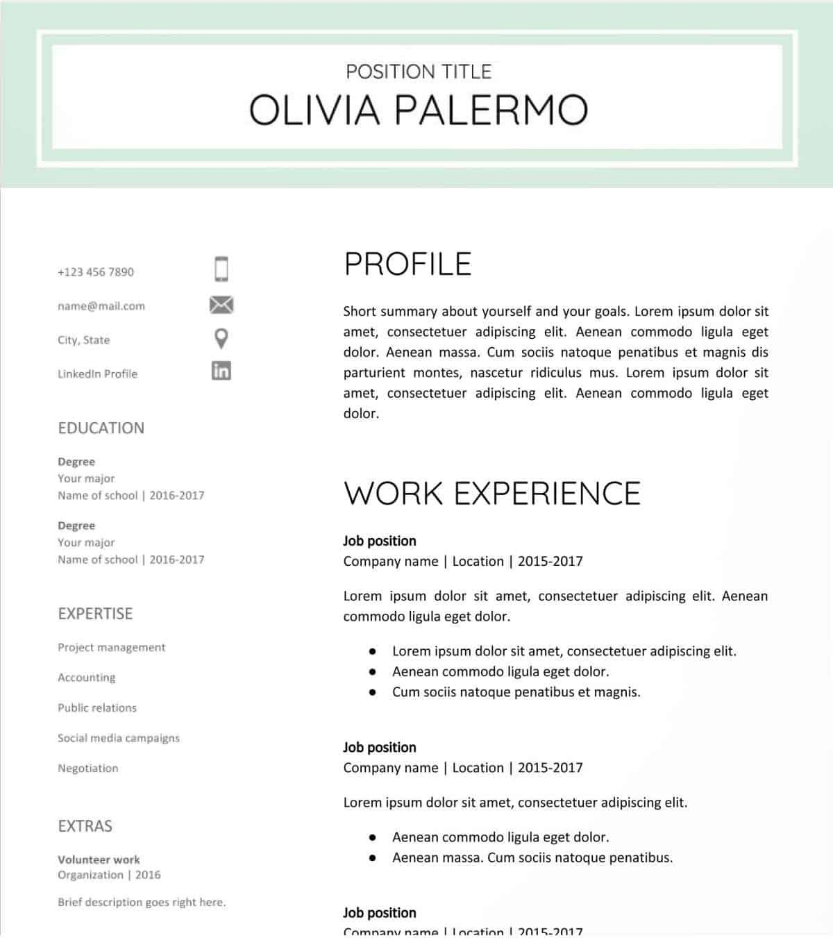 26+ Acting resume template google docs Resume Examples