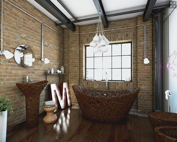 The Chocolate Bathroom Comes in at 9.4 Million Calories #unique trendhunter.com