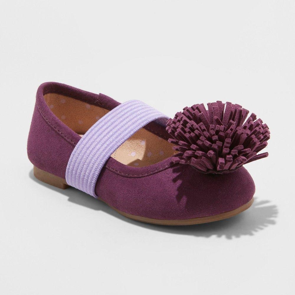 f271536073e Toddler Girls  Oma Ballets - Cat   Jack Purple 5