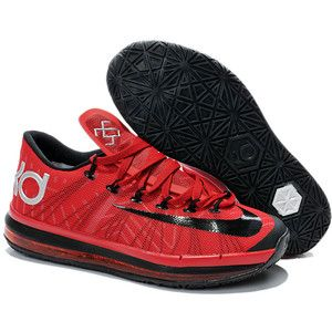 wholesale dealer ea939 c7283 Shop New Nike KD 6 VI Elite Red Black Online Nike KD MVP