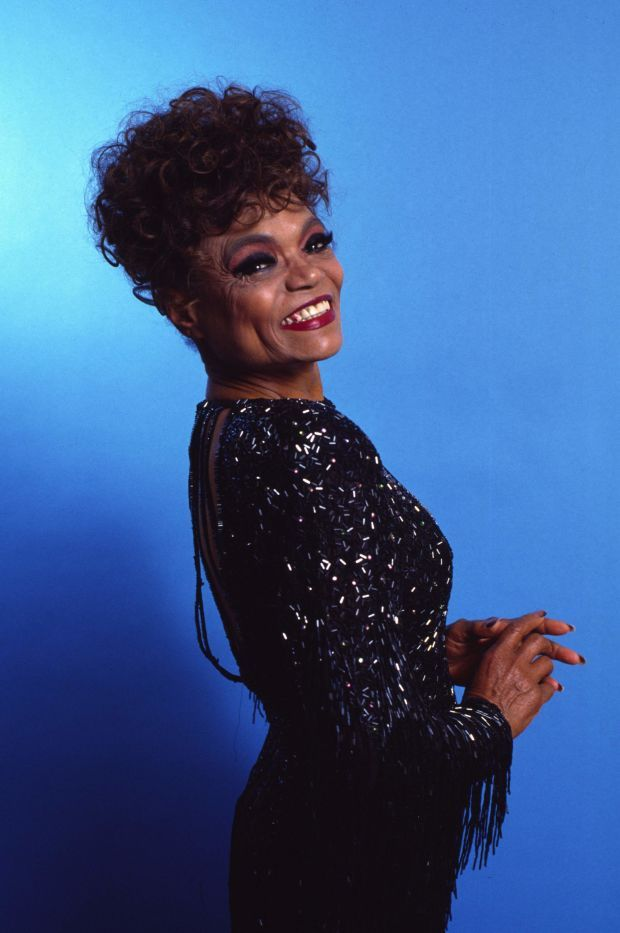 Singer and actress Eartha Kitt is best known for her holiday song ...