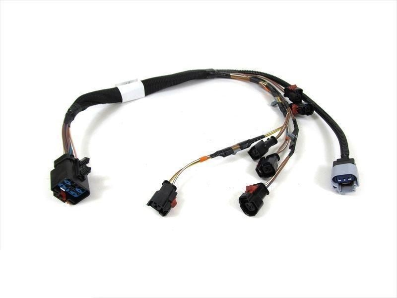 new 2004 2005 dodge caravan 3 3 or 3 8 v6 fuel rail wiring harness Stereo Wiring Harness