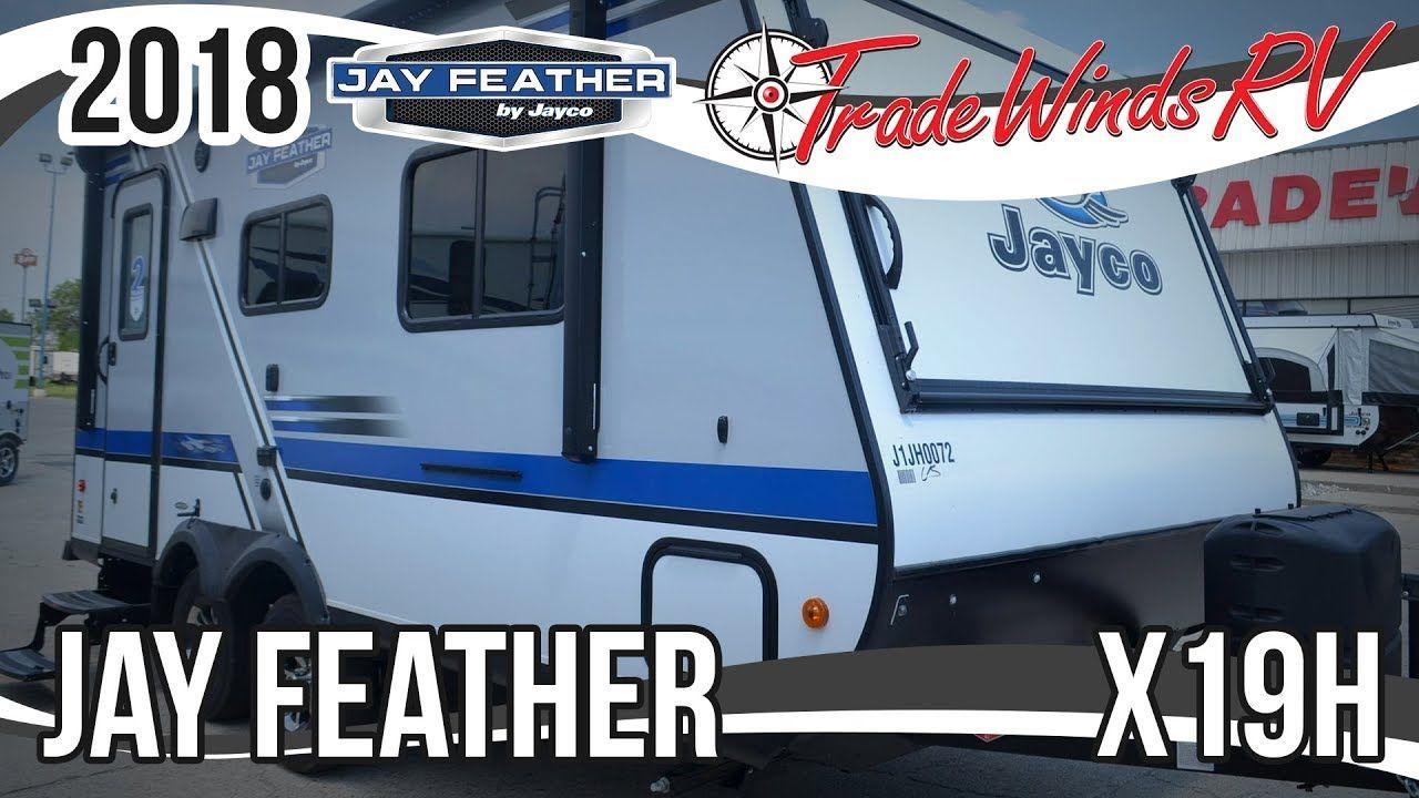 2018 Jayco Jay Feather X19H Hybrid Trailer RV For Sale