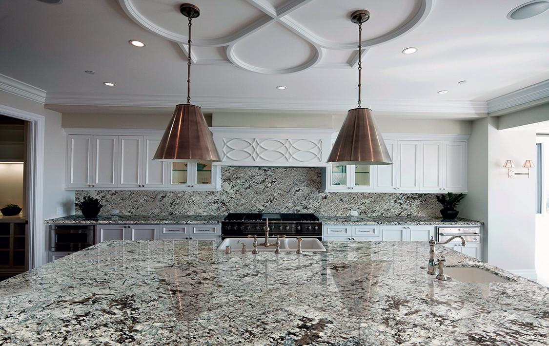 Lennon Granite   countertops   Pinterest   Granite, Countertops ...