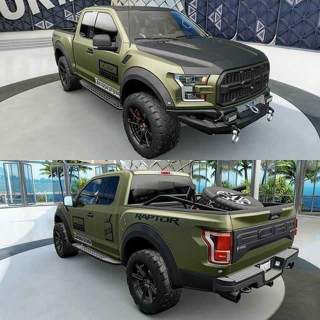 Pin By Kevin Brosh On Ford Trucks Ford Raptor Ford Pickup
