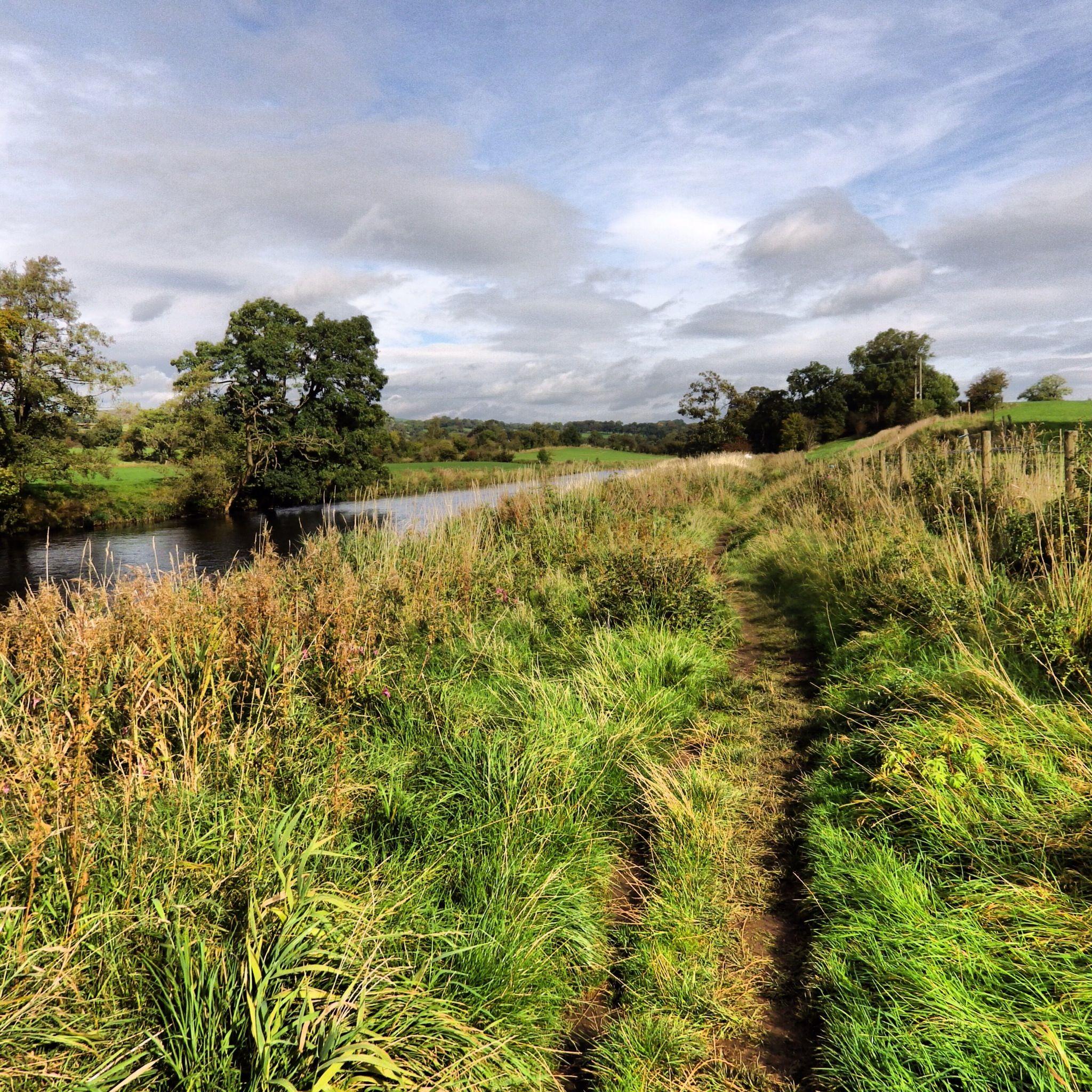 The Ribble Way, Malham