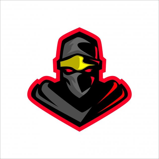 Ninja Esports Logo Design Ninja Clipart Logo Icons Ninja Icons Png And Vector With Transparent Background For Free Download Logo Design Esports Logo Graphic Design Logo