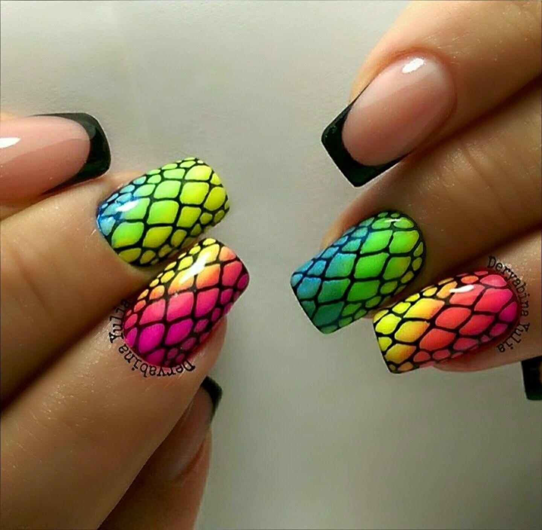 Pin de Jill T** en nail art inspiration | Pinterest