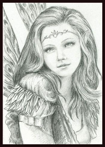 coloring for adults - kleuren voor volwassenen | Fairy ...