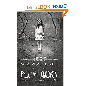 Miss Peregrine's Home for Peculiar Children. AMAZING BOOK