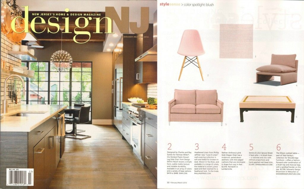 Hey Design Nj Magazine You Have Us Blushing Tysm For Featuring Our
