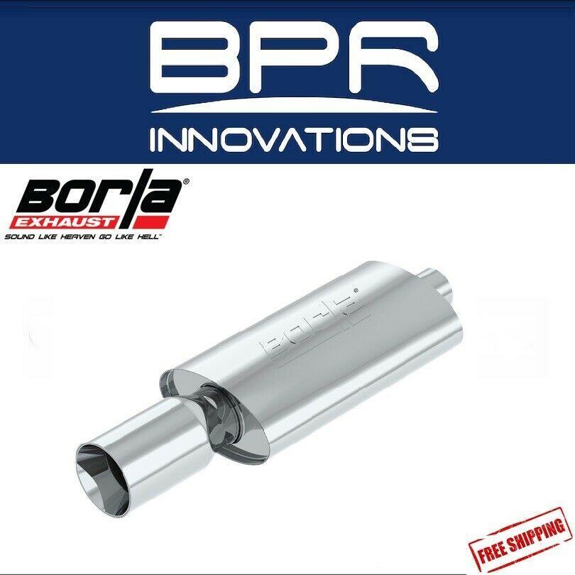 Borla Universal Boomers Thumper Muffler Free Shipping 40057
