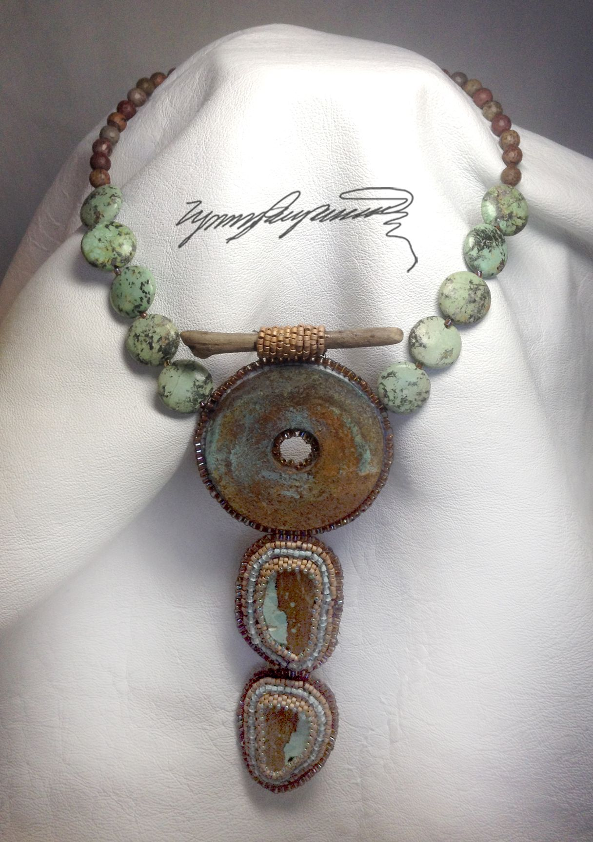 https://www.etsy.com/shop/LynnParpard?ref=pr_shop_more One of a Kind ART Piece Made one bead at a time WOW