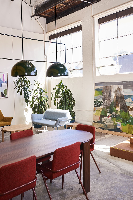 First Dowel Jones Store Opens Design Room Contemporary