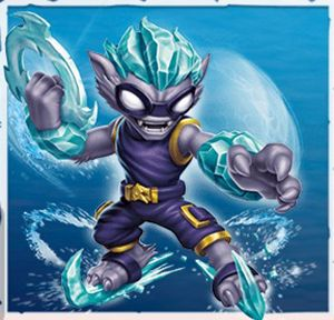 skylanders coloring pages freeze blade - photo#23