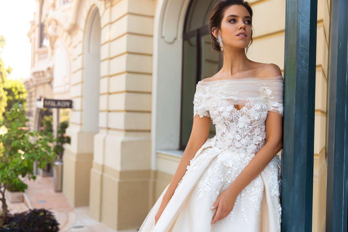 свадебные платья фотографии природа наделила девушку