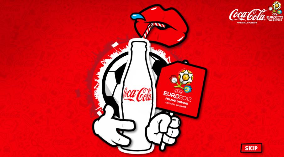 "Coca-Cola Campaign ""Transformation"""