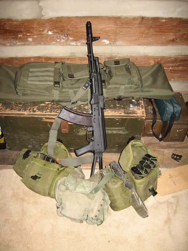 ALICE Gear Setups - AR15 COM | Gear | Tactical gear, Gears