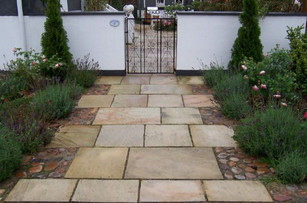 indian sandstone paving is one of the most popular choices in durable all natural exterior design contact us today for quality sandstone paving materials