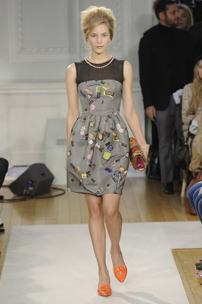 Desfile de Moschino Cheap & Chic